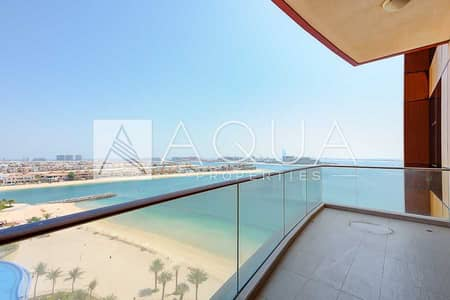 1 Bedroom Flat for Sale in Palm Jumeirah, Dubai - Stunning Sea View   Unfurnished   Balcony