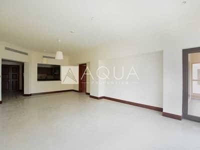 فلیٹ 2 غرفة نوم للايجار في نخلة جميرا، دبي - Top Floor | Spacious 2 bed | Vacant Now