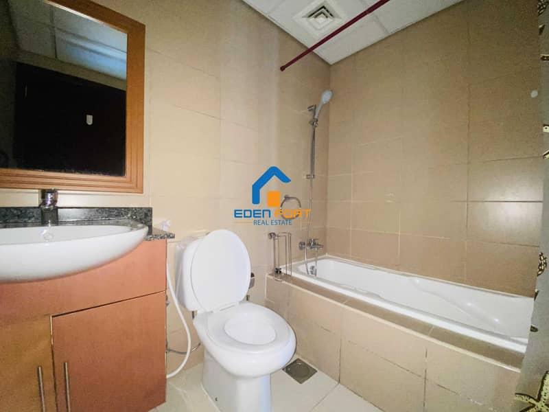 14 HIGH FLOOR SEA VIEW UNFURNISHED 1 BHK IN JLT