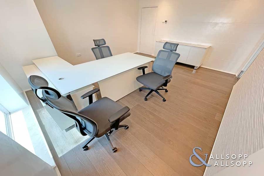 2 Furnished | Meeting Room | High Floor Unit
