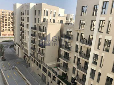 2 Bedroom Flat for Rent in Town Square, Dubai - Bright