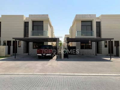 تاون هاوس 3 غرف نوم للبيع في داماك هيلز (أكويا من داماك)، دبي - Large Plot I Vacant On Transfer I Type THL
