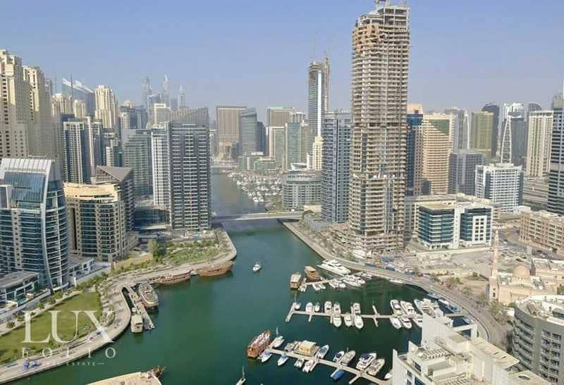 High Floor |  Marina views| GREAT ROI