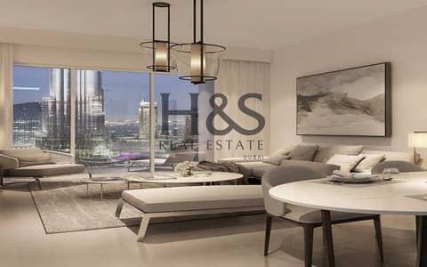 فلیٹ 2 غرفة نوم للبيع في وسط مدينة دبي، دبي - Exclusive I Spacious 2 Beds I BLVD Facing I Downtown