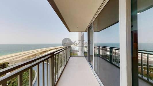 شقة 1 غرفة نوم للايجار في دبي مارينا، دبي - إطلالات كاملة على البحر | جاهز للسكن | رفاهية
