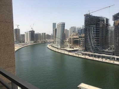 1 Bedroom Flat for Rent in Business Bay, Dubai - BURJKHALIFA  AND CANAL VIEW/ HIGH FLOOR/ 1 BEDROOM