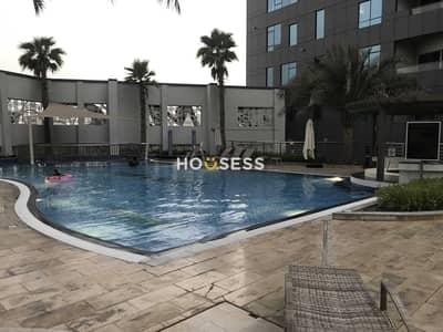 فلیٹ 1 غرفة نوم للايجار في الخليج التجاري، دبي - شقة في برج أفانتي الخليج التجاري 1 غرف 60000 درهم - 5365657