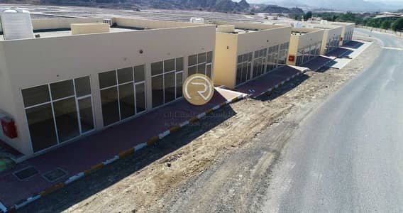 Shop for Sale in Masfoot, Ajman - commercial buildings for sale in a great location, all services - good return on investment