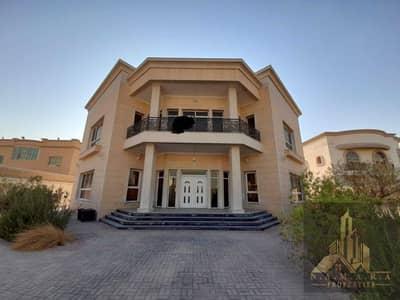 فیلا 5 غرف نوم للايجار في المزهر، دبي - حديقة ضخمة - فيلا فاخرة 5 غرف نوم رئيسية | 250 ألف فقط سنويًا