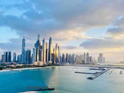 شقة 1 غرفة نوم للبيع في نخلة جميرا، دبي - Marina View | Luxurious | Resort Like Living|