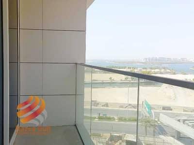 فلیٹ 2 غرفة نوم للايجار في شاطئ الراحة، أبوظبي - Sea View Excellent 2 Bedroom Apartment