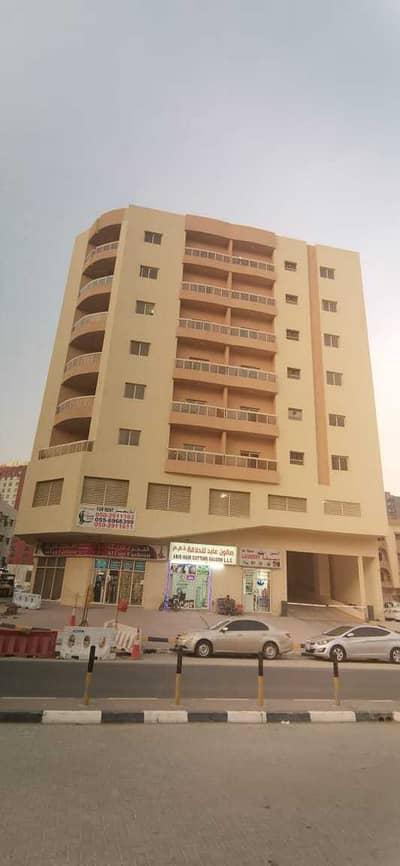 1 Bedroom Flat for Rent in Al Nuaimiya, Ajman - building