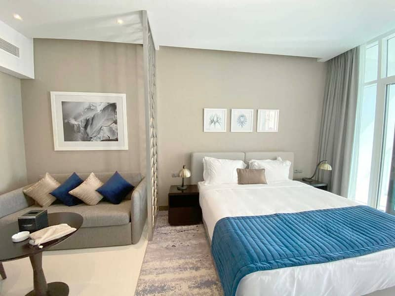 2 Available Now_Furnished Studio_NO Balcony