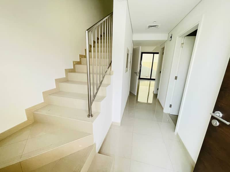 Brand New | Luxury 3bed Villa | Open View | Maids room | Nasma Residence