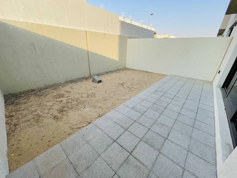 31 Brand New | Luxury 3bed Villa | Open View | Maids room | Nasma Residence