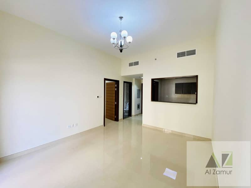 12 Cheques 30 Days Free well maintained One Bedroom 35K AED