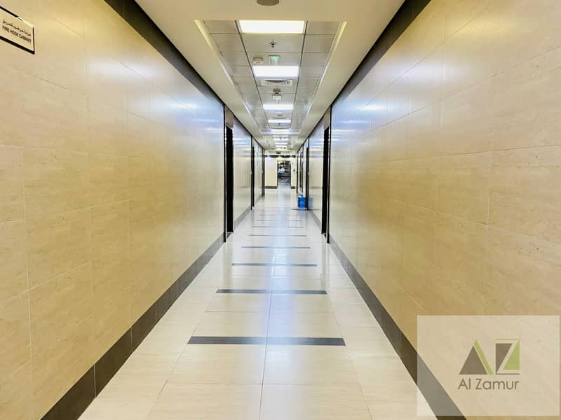 14 12 Cheques 30 Days Free well maintained One Bedroom 35K AED