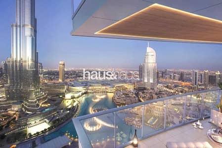 فلیٹ 4 غرف نوم للبيع في وسط مدينة دبي، دبي - Pay 25% and Move In   3 Yrs Payment Plan   No DLD