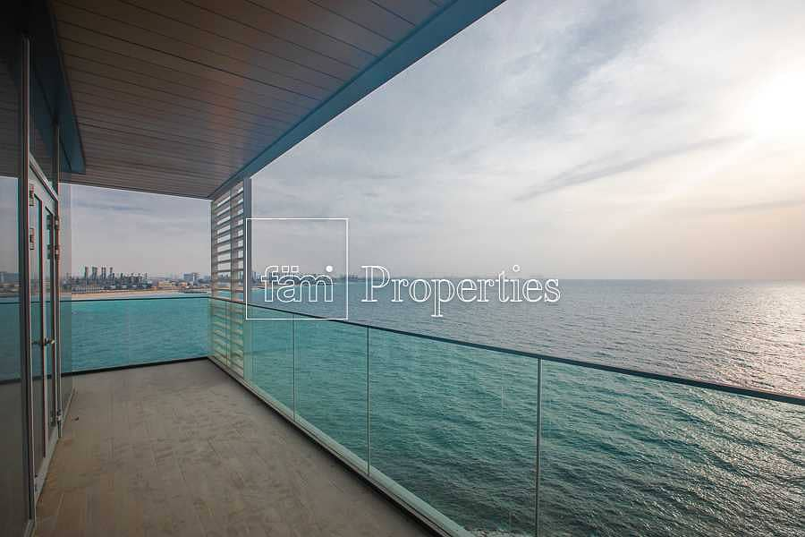 2 4BR Apartment with Full Panoramic Sea View