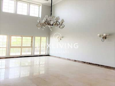 4 Bedroom Villa for Rent in Jumeirah Islands, Dubai - Entertainment Foyer | 4 Beds | Private Pool