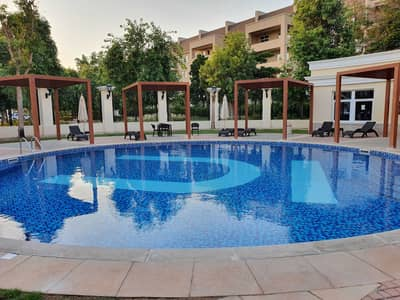 4 Bedroom Townhouse for Rent in Motor City, Dubai - Huge 4 BR/ 2 Terraces/ Parc View