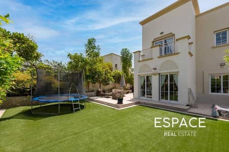 3 Bedroom Villa for Sale in The Springs, Dubai - Exclusive | Fully Upgraded | Extended