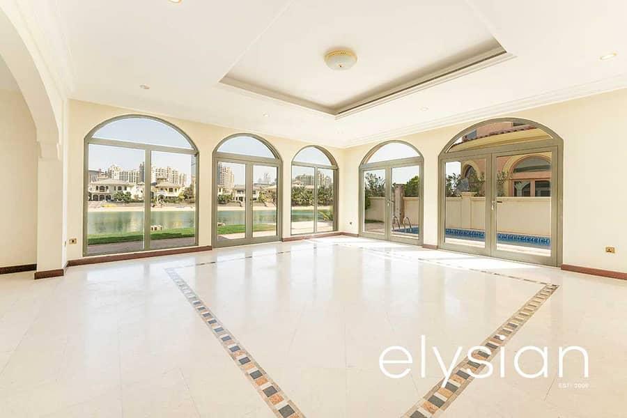 2 4BR Atrium Entry | Marina Skyline View | Vacant