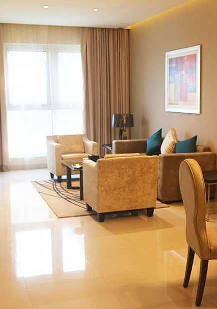 LUXURIOUS AND ELEGANT 1BR APARTMENT - TENORA, DUBAI AVIATION CITY