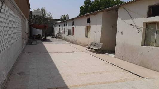 سكن عمال  للايجار في المنطقة الصناعية، الشارقة - للإيجار سكن عمال كبير في منطقة الصناعية  3  الشارقة .
