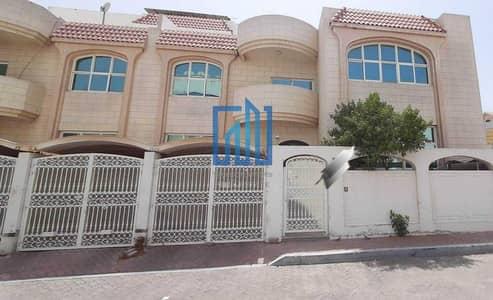 5 Bedroom Villa for Rent in Al Manaseer, Abu Dhabi - Huge Villa 5 BR + Maids with Balcony   3 Parking   Best Deal
