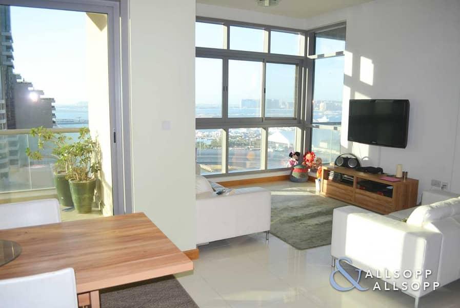 2 Sea and Marina Views   2 Bedrooms   Vacant
