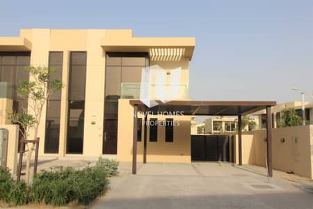 3 Bedroom Villa for Sale in DAMAC Hills (Akoya by DAMAC), Dubai - Type-THM   3bed+Maid park facing  Vacant