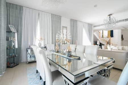 فیلا 4 غرف نوم للايجار في جميرا بارك، دبي - UPGRADED    CORNER UNIT    VACANT SOON