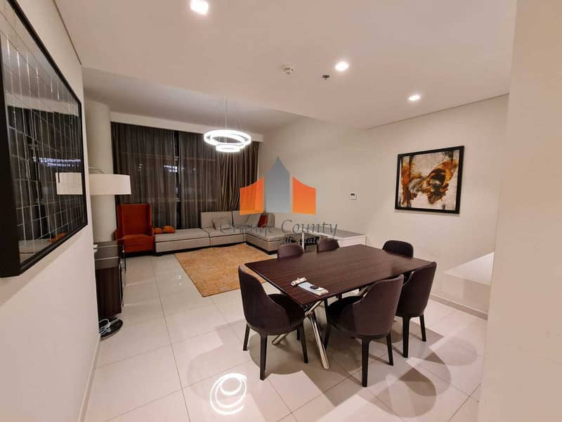 2 Full Golf view| Fully Furnished|Big Terrace|Maid's room|