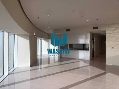 1 Bedroom Apartment for Rent in Sheikh Zayed Road, Dubai - Very Large 1BR + Guest Room | Sea View. . .