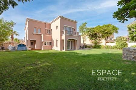 5 Bedroom Villa for Sale in Arabian Ranches, Dubai - Upgraded flooring | Quiet Location
