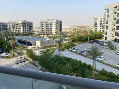 1 Bedroom Flat for Rent in Dubai South, Dubai - Pool Garden View - Bigger Layout   Furnished Bedroom   30k