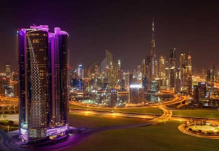 2 Bedroom Apartment for Sale in Business Bay, Dubai - Best Investment Deal Best layout  & Best Price