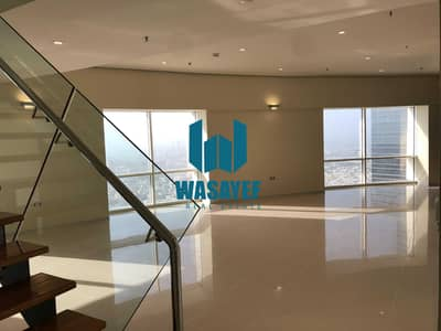 2 Bedroom Apartment for Rent in Sheikh Zayed Road, Dubai - Premium 2BR Duplex   Sea View