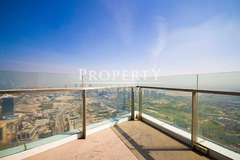 Large Penthouse with private pool &  Fantastic Views
