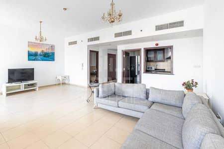 شقة 2 غرفة نوم للبيع في جميرا بيتش ريزيدنس، دبي - High Floor | Modern and Affordable priced