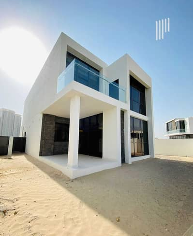 5 Bedroom Villa for Sale in DAMAC Hills (Akoya by DAMAC), Dubai - END UNIT |SINGLE ROW| 5 BED MAID VILLA