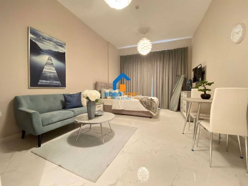 Fully Furnished Studio for rent in Kappa Acca 4 - Expo 2021