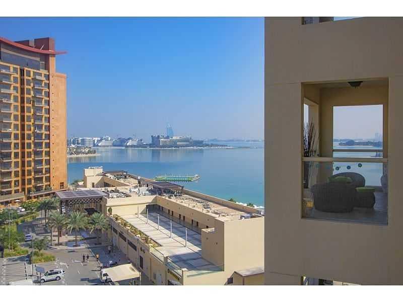 20 Type B | Fully Furnished | Sea view | Al Das