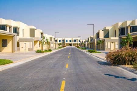 تاون هاوس 4 غرف نوم للايجار في دبي هيلز استيت، دبي - Landscaped Type 2E on a Single Row