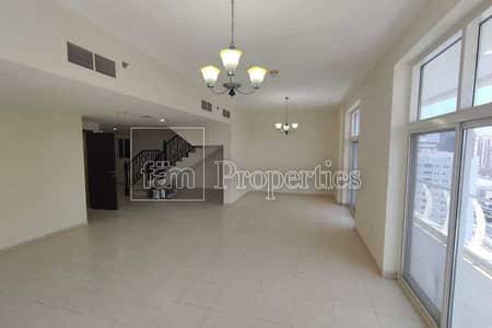 3 Bedroom Apartment for Rent in Dubai Sports City, Dubai - partial golf view
