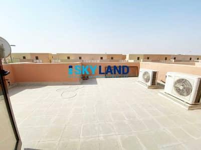 فیلا 3 غرف نوم للبيع في قرية هيدرا، أبوظبي - Hot Offer ! Zone 7 - 3Bed+Store w/ Huge Terrace