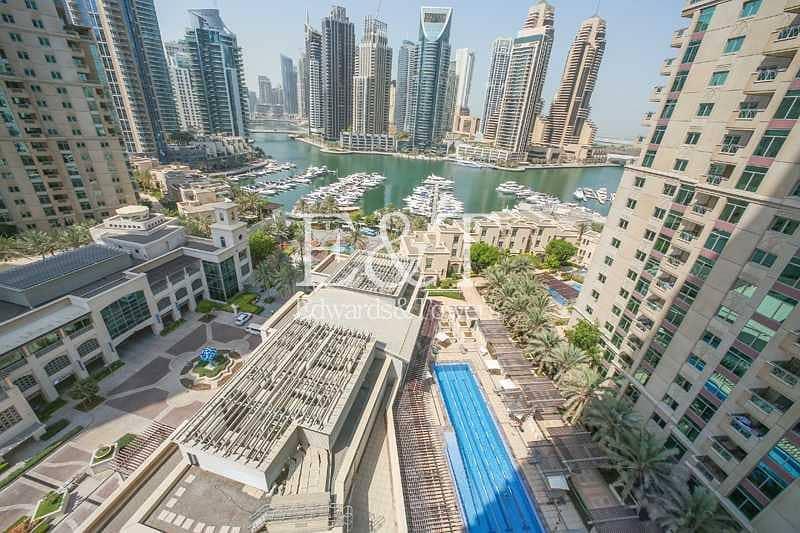 30 Full Marina View Spacious 1+Study Huge Balcony
