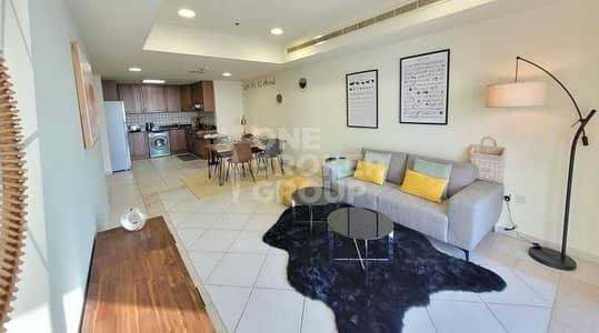 فلیٹ 2 غرفة نوم للايجار في دبي مارينا، دبي - Quality Furnishing | Sea View | Ready to move-in