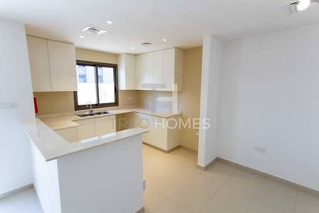 3 Bedroom Townhouse for Sale in Town Square, Dubai - Vacant on Transfer   Close to Park and Pool